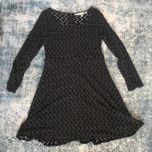 MAX STUDIO Long sleeve dress size M